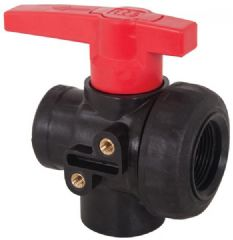 3 Way Ball Valve - T Port 8216308